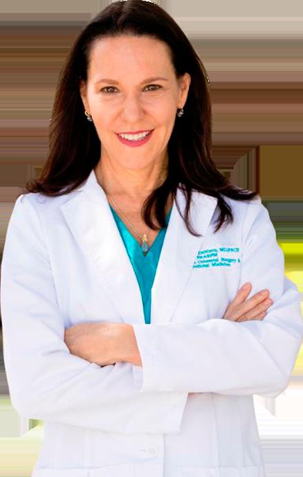 Dr. Deborah A. DeMarta, MD, FACS, FAARFM, NSCACPT, CPTS